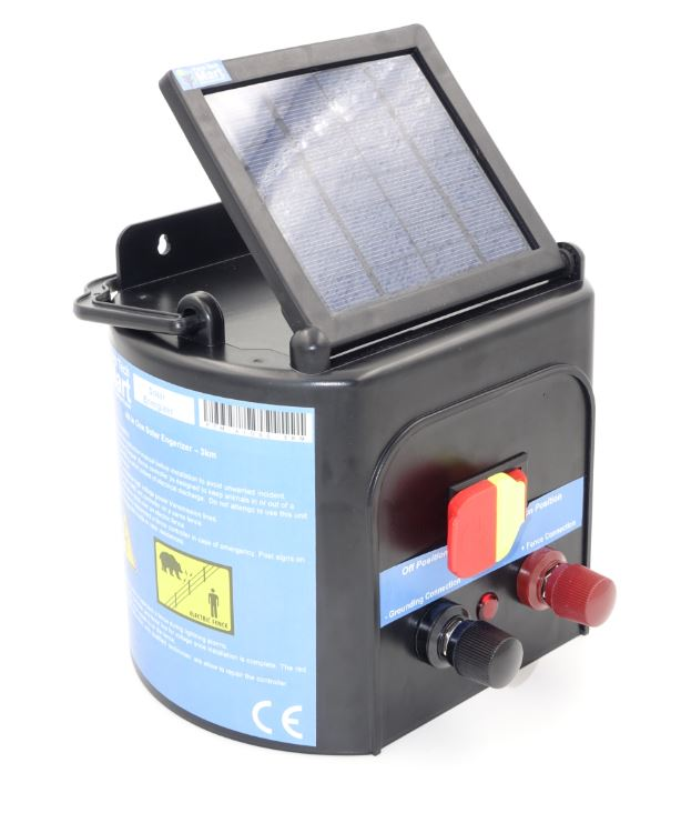 All In One Solar Energizer